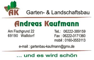 Garten&Landschaftsbau Andreas Kaufmann