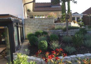 Bereich des Gartens (3)