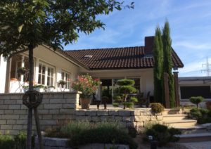 Blick Garten-Terrasse (1)