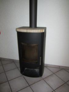 Kaminofen im Wohnzimmer (2)