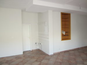 Blick zur Toilette-Spülbereich (2)