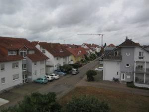 Blick vom Balkon (1)