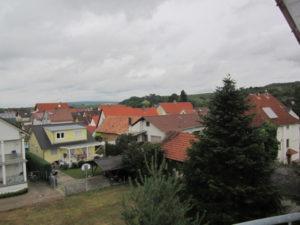 Blick vom Balkon (2)