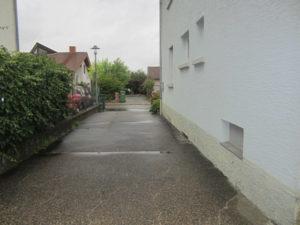 Garagenzufahrt-Zugang zum Haus (1)